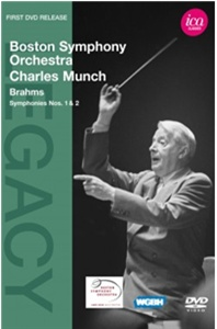 SYMPHONIES NOS.1 & 2/ CHARLES MUNCH