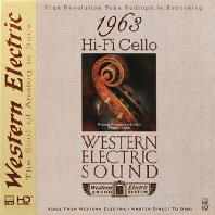 WESTERN ELECTRIC SOUND: 1963 HI-FI CELLO