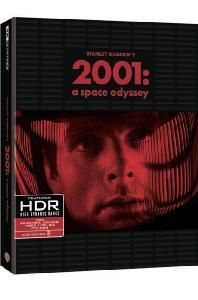2001 스페이스 오디세이 [4K UHD+BD] [아웃케이스 한정판] [2001: A SPACE ODYSSEY]