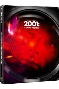 2001 스페이스 오디세이 [4K UHD+BD] [스틸북 한정판] [2001: A SPACE ODYSSEY]