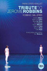 TRIBUTE TO JEROME ROBBINS/ <!HS>PARIS<!HE> OPERA <!HS>BALLET<!HE> [파리 오페라 발레단: 안무가 제롬 로빈스 추모영상]