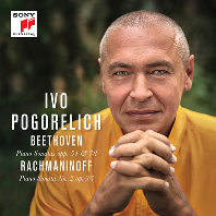 BEETHOVEN: PIANO SONATAS OPP.54 & 78 & RACHMANINOV: PIANO SONATA NO.2 OP.36 [베토벤 & 라흐마니노프: 피아노 소나타 - 이보 포고렐리치]