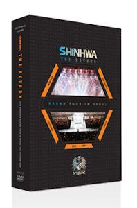 THE RETURN: 2012 SHINHWA GRAND TOUR IN SEOUL [3DVD+포토북] [신화 14주년 기념 콘서트] #
