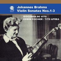 브람스: 바이올린 소나타 1-3번