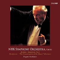 브람스: 교향곡 3번, 베토벤: 헌당식 서곡 Op. 124