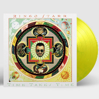 TIME TAKES TIME [YELLOW & GREEN MARBLED] [180G LP] [한정반]