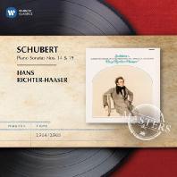 PIANO SONATAS NOS.14 & 19/ HANS RICHTER-HAASER [MASTERS]