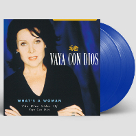 WHAT`S A WOMAN: THE BLUE SIDES OF VAYA CON DIOS [180G CLEAR BLUE LP]