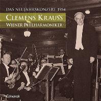 NEW YEAR`S CONCERT 1954/ CLEMENS KRAUSS [UHQCD] [1954년 신년 음악회 - 클레멘스 클라우스]