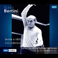 BERTINI & KRSO: LIVE COLLECTION/ GARY BERTINI [쾰른 서독일 교향악단 라이브 컬렉션 - 가리 베르티니]