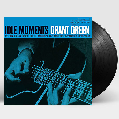 IDLE MOMENTS [THE CLASSIC VINYL REISSUE SERIES] [BLUE NOTE 80TH ANNIVERSARY CELEBRATION] [180G LP] [한정반]
