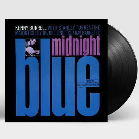MIDNIGHT BLUE [THE CLASSIC VINYL REISSUE SERIES] [BLUE NOTE 80TH ANNIVERSARY CELEBRATION] [180G LP] [한정반]