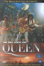 We Will Rock You (Dts)/ The Queen Best Live In Concert