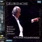 ORCHESTRAL WORKS/ SERGIU CELIBIDACHE [브람스의 교향곡 2번 1986년 첼리비다케 & 뮌헨 필 도쿄실황!]