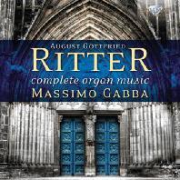 COMPLETE ORGAN MUSIC/ MASSIMO GABBA