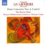 PIANO CONCERTOS NOS.4,5 AND 6/ MAX BARROS, THOMAS CONLIN