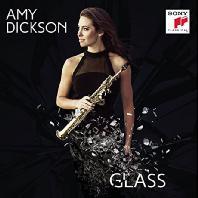 GLASS/ AMY DICKSON, MIKEL TOMS [글래스: 필립 글래스 색소폰 편곡집 - 에이미 딕슨]