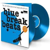 BLUE BREAK BEATS 1: THE JAZZ BREAK BEATS THAT MADE HIP-HOP HITS [DIGITALLY REMASTERED] [BLUE LP] [한정반]