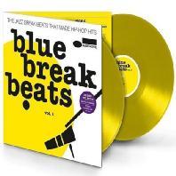 BLUE BREAK BEATS 3: THE JAZZ BREAK BEATS THAT MADE HIP-HOP HITS [DIGITALLY REMASTERED] [YELLOW LP] [한정반]