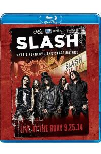 LIVE AT THE ROXY 9.25.14: FEATURING MILES KENNEDY & THE CONSPIRATORS