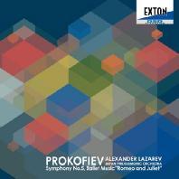 SYMPHONY NO.5 & BALLET MUSIC 'ROMEO AND JULIET'/ ALEXANDER LAZAREV [프로코피에프: 교향곡 5번, 발레 음악 <로미오와 줄리엣> - 알렉산더 라자레프]