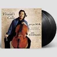 VIVALDI`S CELLO/ TON KOOPMAN [요요마: 비발디의 첼로 - 톤 쿠프만] [180G LP]