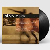 AGON: BALLET FOR TWELVE DANCERS & CANTICUM SACRUM [LP] [스트라빈스키: 발레음악 <아곤> & 칸티쿰 사크룸]