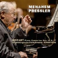 모차르트: 피아노 협주곡 23번 & 27번