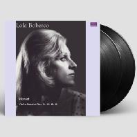 VIOLIN SONATAS NOS.24, 28, 40, 42/ LOLA BOBESCO [모차르트: 바이올린 소나타 - 롤라 보베스코] [한정반]