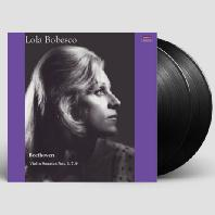 VIOLIN SONATAS NO.3, 7, 9/ LORA BOBESCO [LP] [베토벤: 바이올린 소나타 3, 7, 9번 - 보베스코] [한정반]