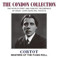 MASTER OF THE PIANO ROLL: THE CONDON COLLECTION [꼬르또: 마스터스 오브 더 피아노 롤]