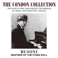 MASTER OF THE PIANO ROLL: THE CONDON COLLECTION [부조: 마스터스 오브 더 피아노 롤]