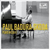 PLAY MOZART: THE COMPLETE PIANO SONATAS [파울 바두라 스코다: 모차르트 피아노 소나타 전집] [한정반]