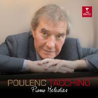 FRANCIS POULENC - PIANO MELODIES/ GABRIEL TACCHINO [풀랑: 피아노 작품집 - 가브리엘 타키노]*