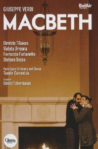 MACBETH/ TEODOR CURRENTZIS [베르디: 맥베스]