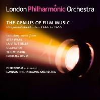THE GENIUS OF FILM MUSIC: HOLLYWOOD 1980-2000/ DIRK BROSSE [런던 필하모닉: 영화음악의 천재들 - 헐리우드 영화음악 모음집]