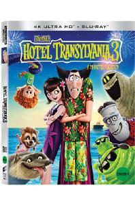 몬스터 호텔 3 [4K UHD+BD] [슬립케이스 한정판] [HOTEL TRANSYLVANIA 3: MONSTER VACATION]