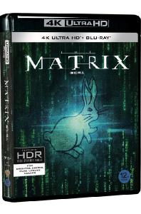 매트릭스 [4K UHD+BD] [THE MATRIX]
