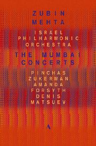 THE MUMBAI CONCERTS/ ZUBIN MEHTA, ISRAEL PHILHARMONIC ORCHESTRA [2016년 뭄바이 실황: 베토벤, 브람스, 차이코프스키 - 주빈 메타]