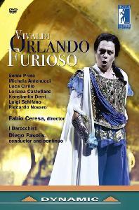 ORLANDO FURIO/ DIEGO FASOLIS [비발디: 오를란도 푸리오조 - 파솔리스] [한글자막]