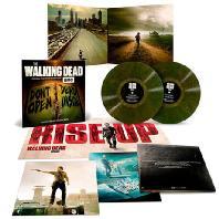 THE WALKING DEAD [워킹 데드] [140G MARBLED GREEN LP]