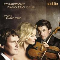 PIANO TRIO OP.50/ SWISS PIANO TRIO [SACD HYBRID]
