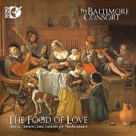 THE FOOD OF LOVE/ BALTIMORE CONSORT [사랑의 음식 - 볼티모어 콘소트]