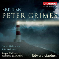 PETER GRIMES/ EDWARD GARDNER [SACD HYBRID] [브리튼: 피터 그라임즈 - 에드워드 가드너]