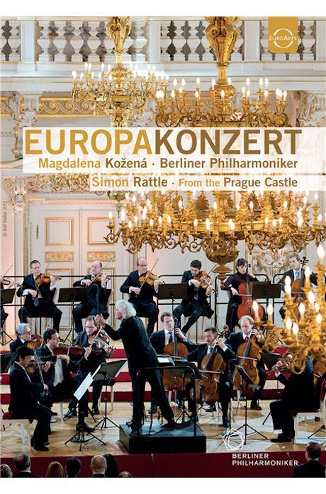 EUROPA KONZERT/ SIMON RATTLE [2013년 유로파 콘체르트: 베를린 필 & 사이먼 래틀]