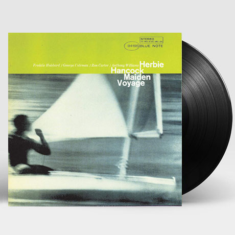 MAIDEN VOYAGE [THE CLASSIC VINYL REISSUE SERIES] [BLUE NOTE'S 80TH ANNIVERSARY CELEBRATION] [180G LP] [한정반]