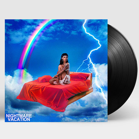 NIGHTMARE VACATION [LP]
