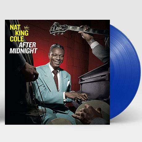 AFTER MIDNIGHT [180G BLUE LP]