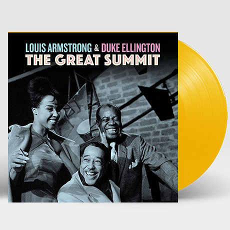 THE GREAT SUMMIT [180G YELLOW LP]