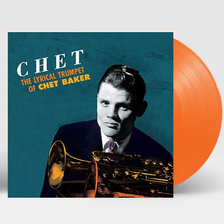 THE LYRICAL TRUMPET OF CHET BAKER [180G ORANGE LP]